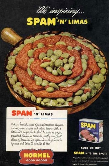 Spam-n-Limas