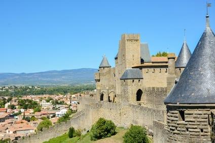 Cit mdivale de Carcassonne