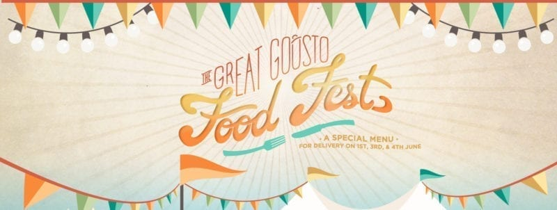 A Festival in a Box: Great Gousto Food Fest