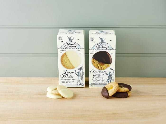 The Island Bakery Biscuits