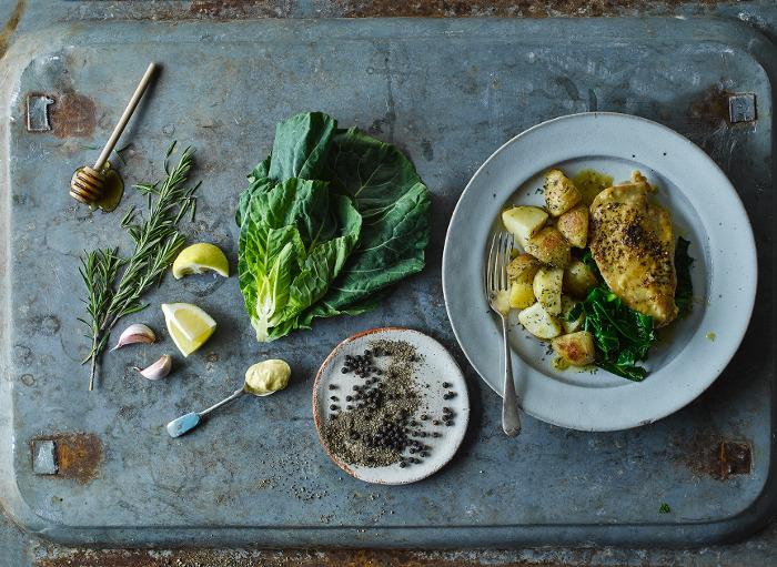 Lemon & Tellicherry Pepper Chicken