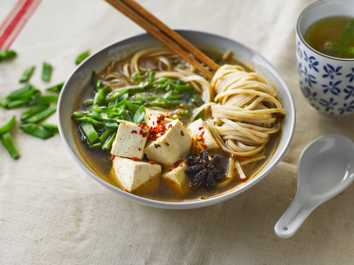 Tofu Noodle Ramen recipe