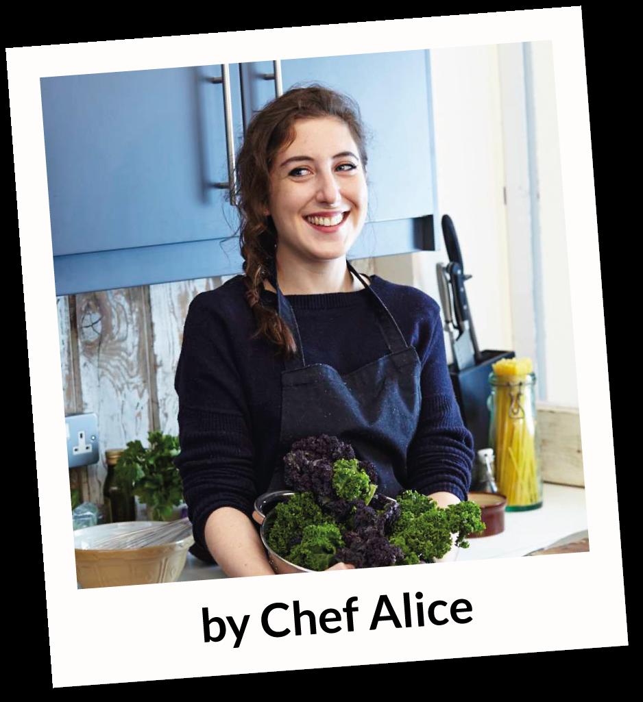 Chef Alice