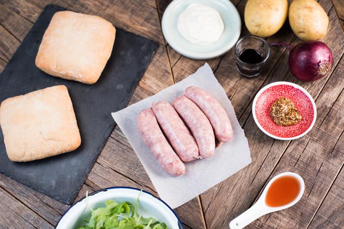 Sausage Sandwich-2