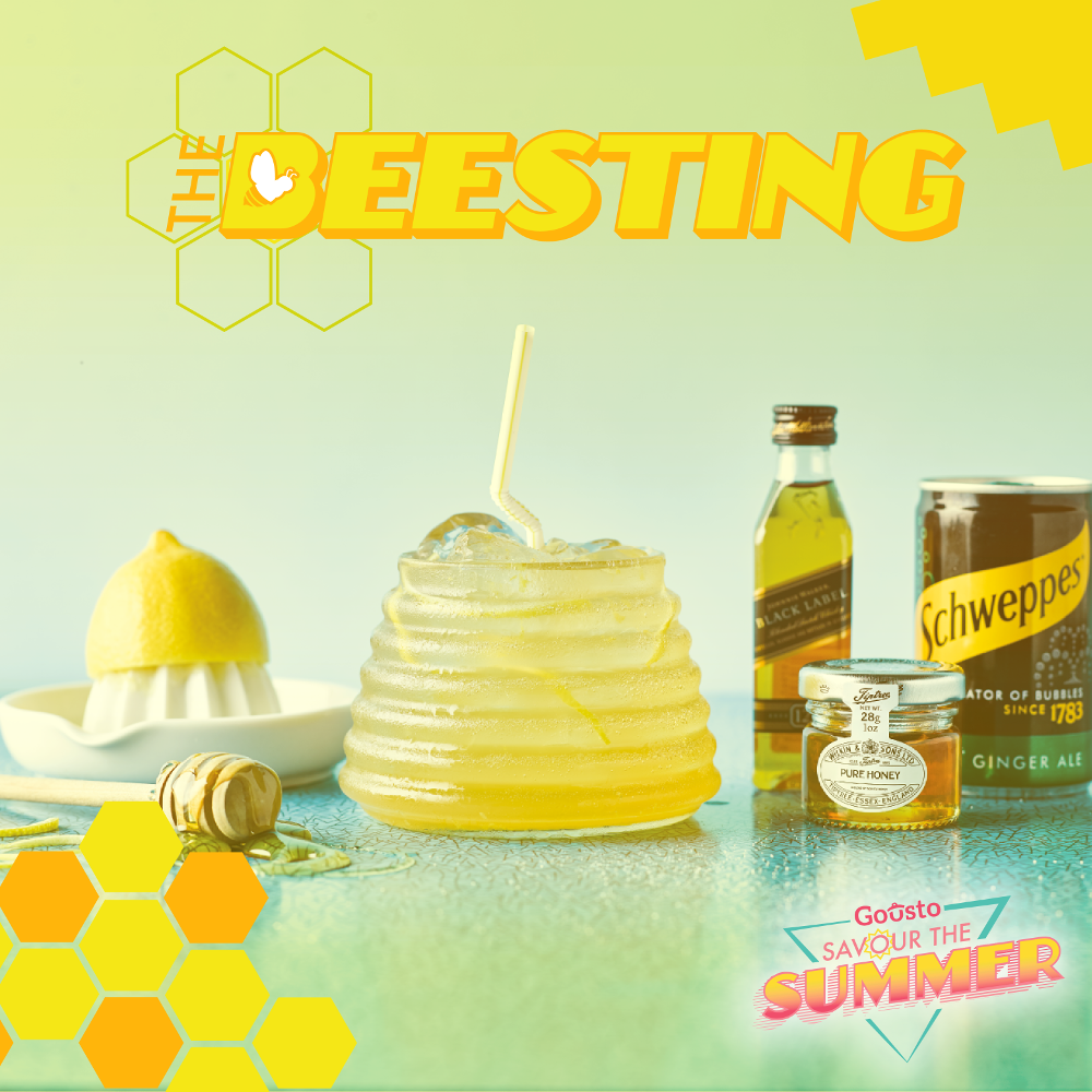Beesting Summer Cocktail Recipe