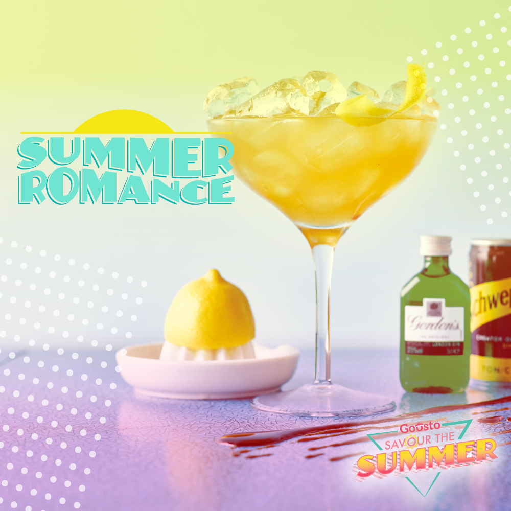 Summer Romance Summer Cocktail Recipe