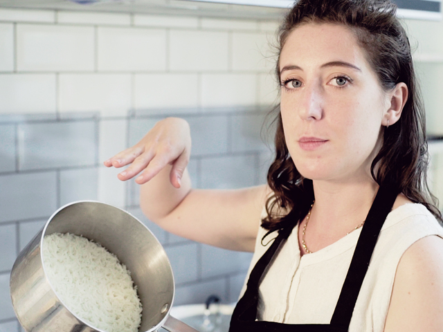 how to cook perfect rice with chef alice