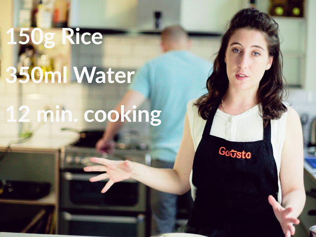 how to cook perfect rice recipe