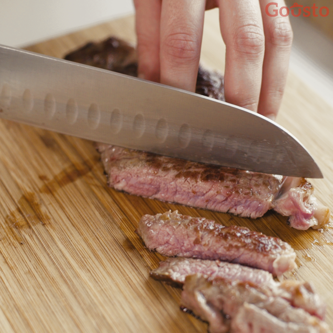 how to cook the perfect sirloin steak - step 7