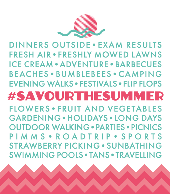 Savour The Summer Box Side