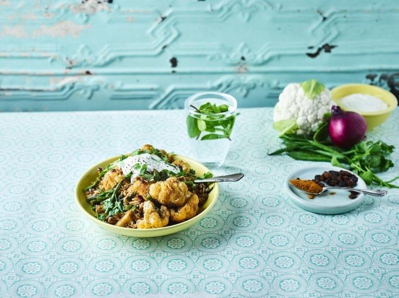 One Pot Meals: Easy One Pot Vegetable Biryani