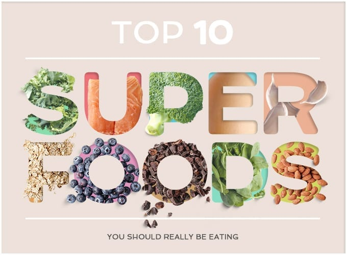 Superfoods you need