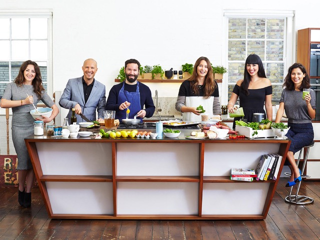 Deliciously Ella, Hemsley Sisters and others for Waitrose Food Magazine
