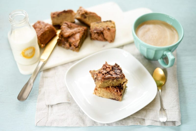 Easy Chocolate Blondies