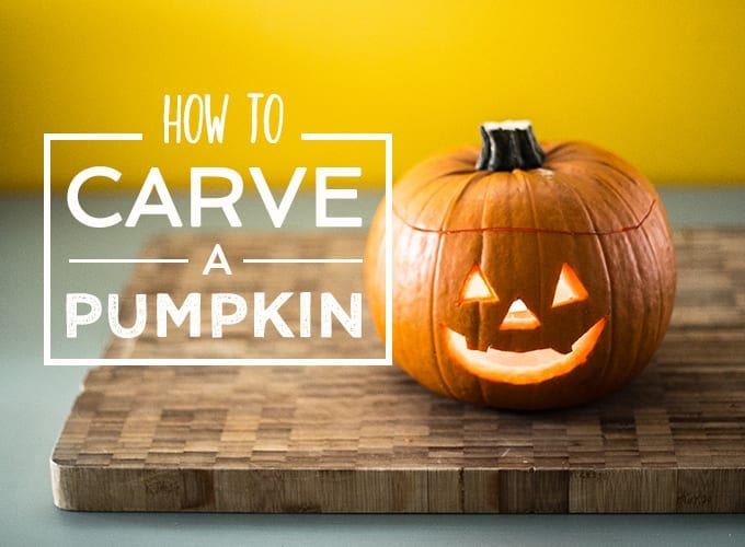 How To: Carve A Pumpkin