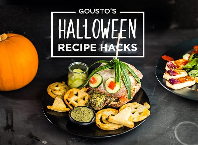 Halloween Recipe Hacks