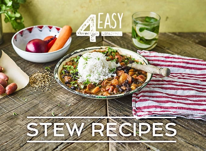 4 Easy Stew Recipes