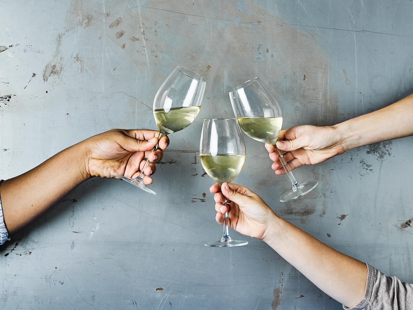 Gousto Wines Cheers