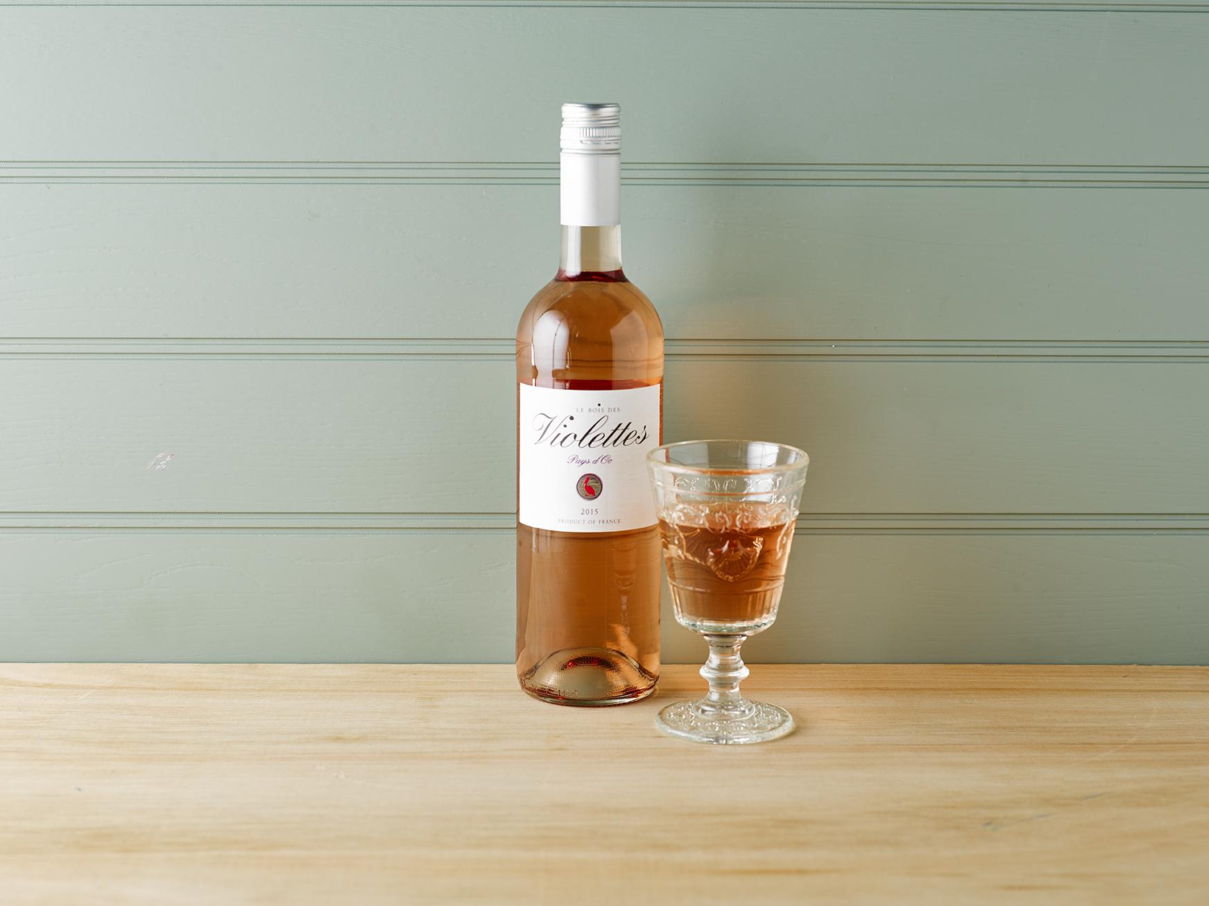 Gousto wine Le Bois De Violettes Rosé