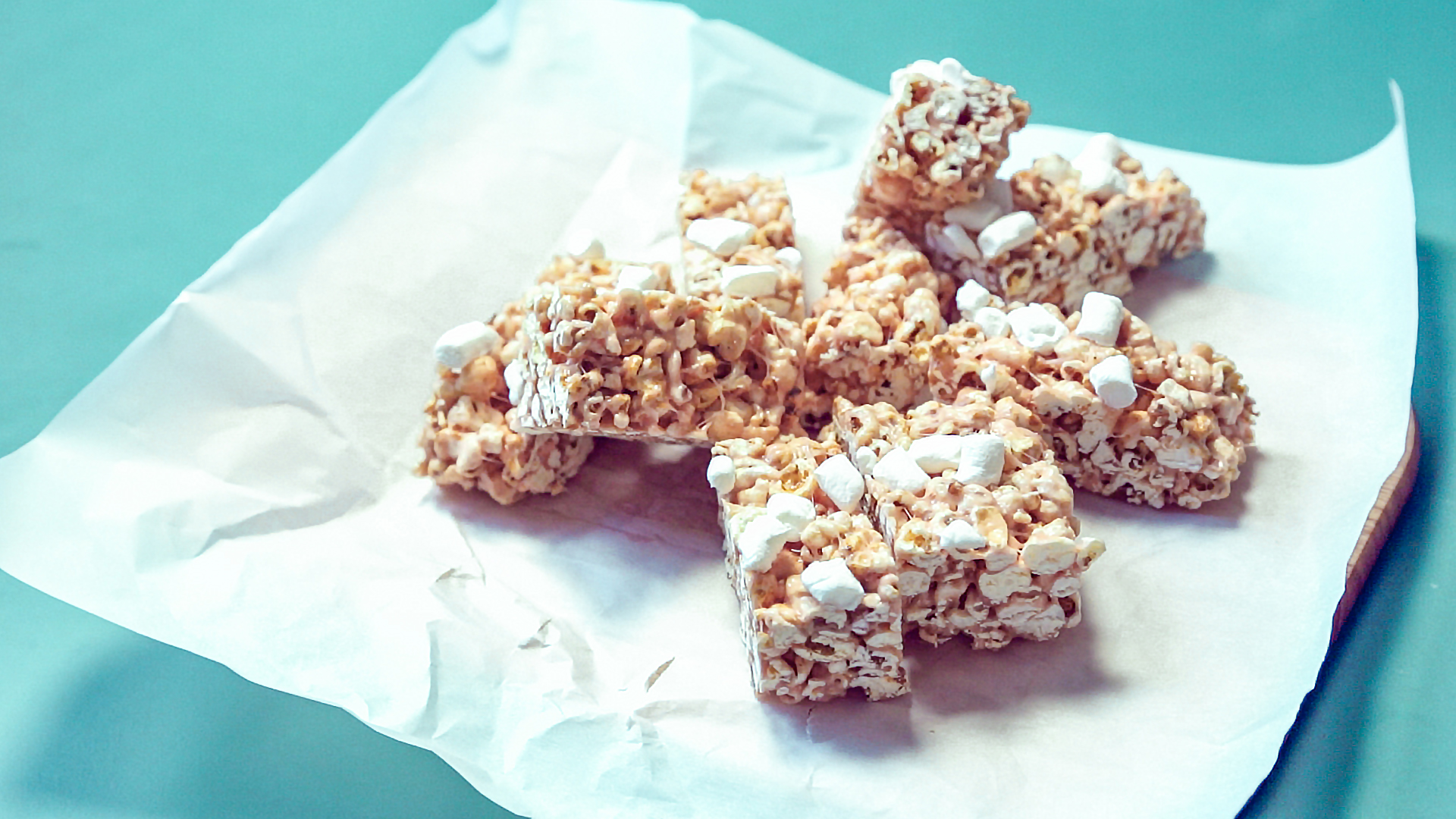 Gousto's Propercorn Marshmallow Melts Recipe
