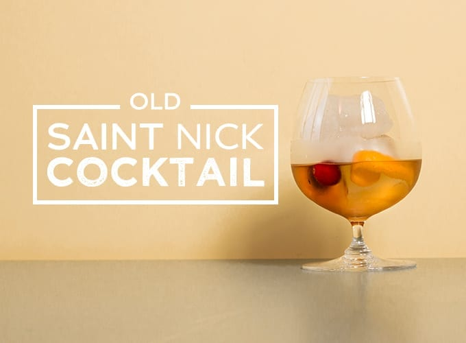 old saint nick cocktail old fashioned recipe