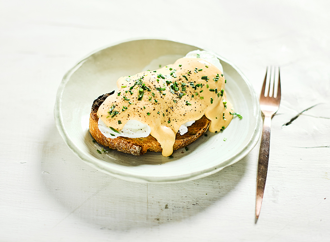 healthy hollandaise sauce recipe