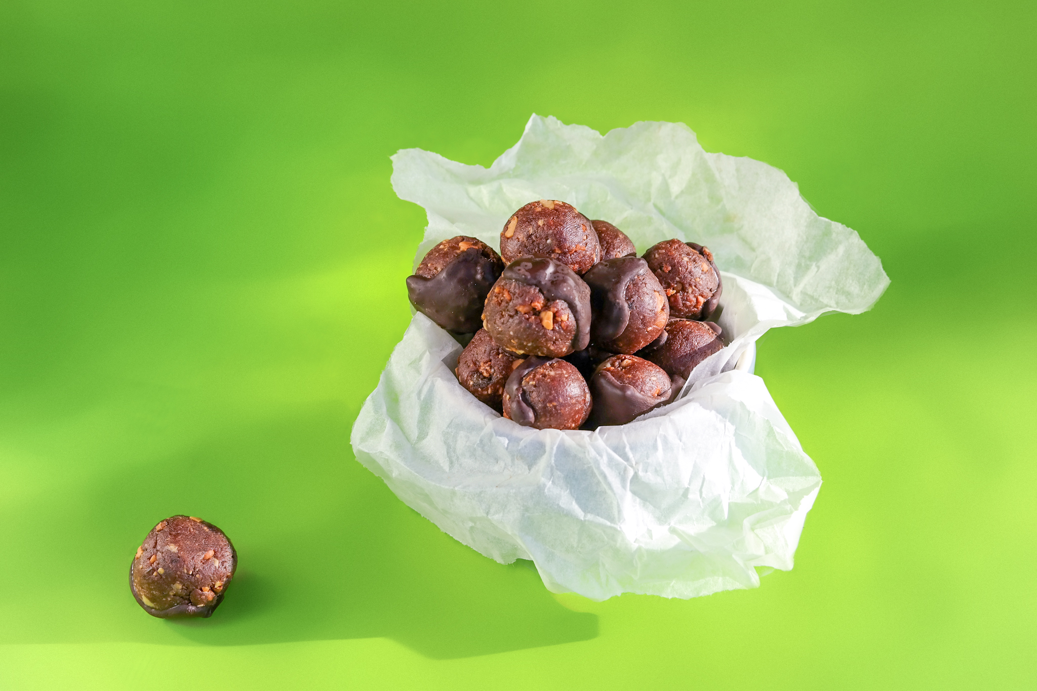 homemade energy balls recipe