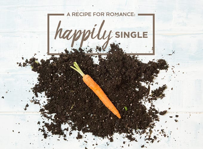 a recipe for romance happily single valentines