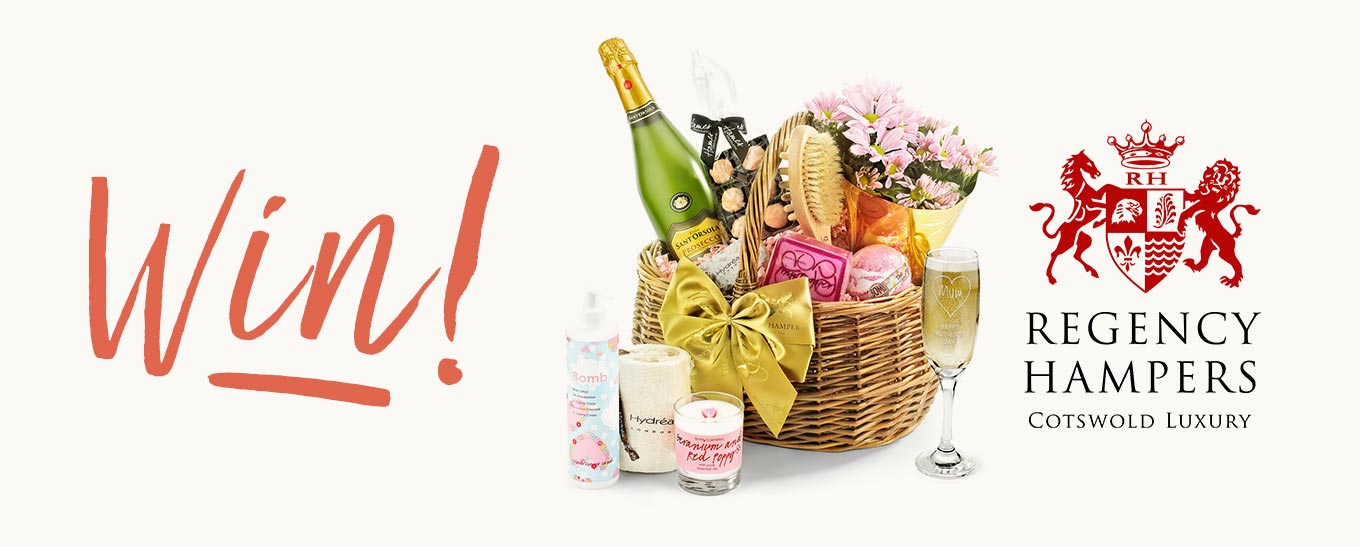 luxury mother's day regency hamper