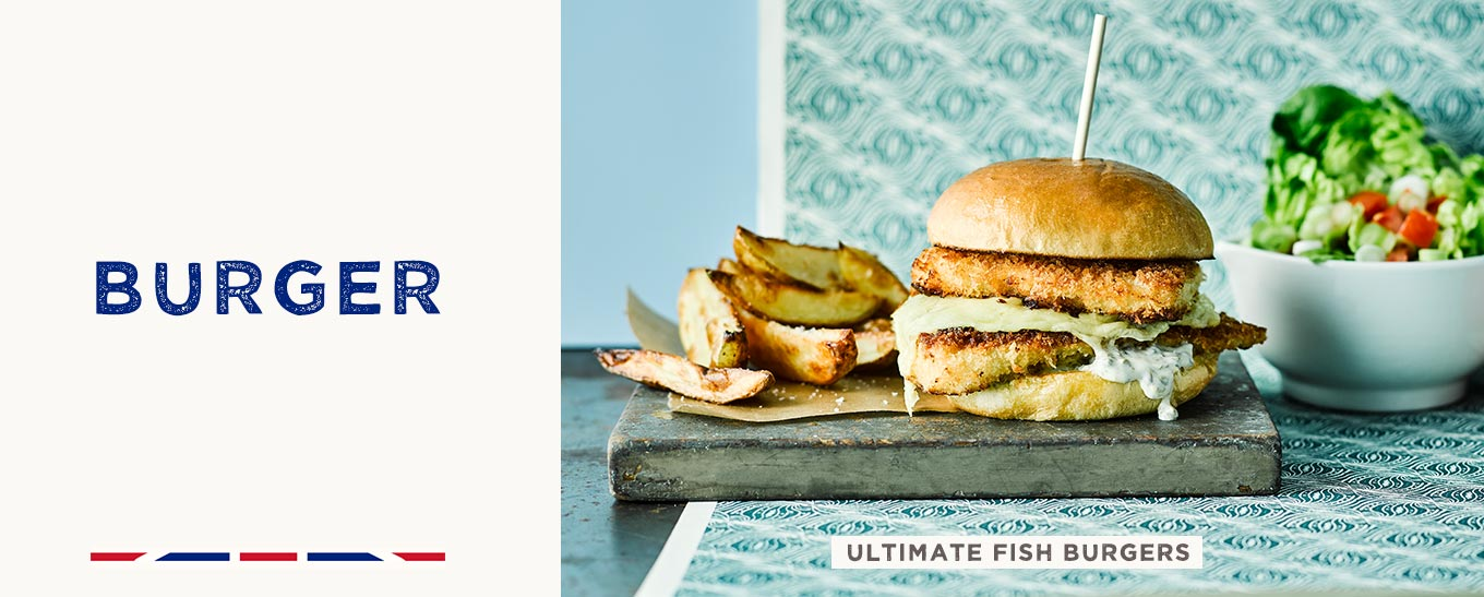Ultimate Fish Burger Recipe