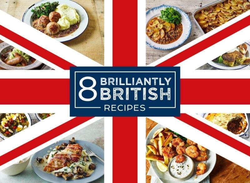 8 brilliantly british recipes