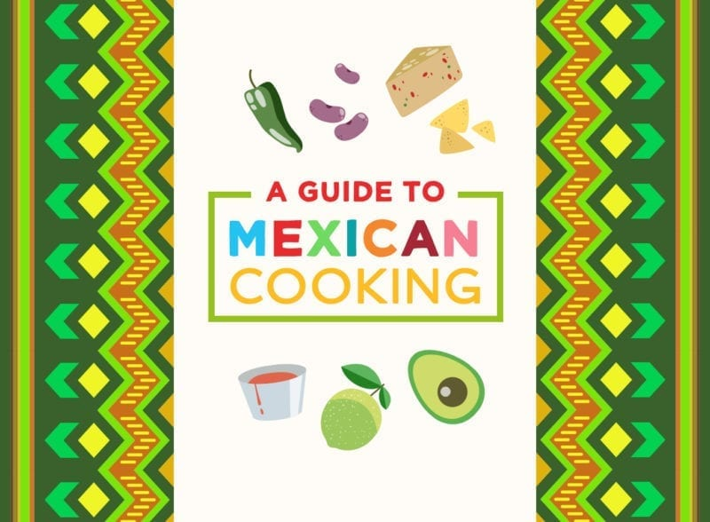 a guide to mexican cooking