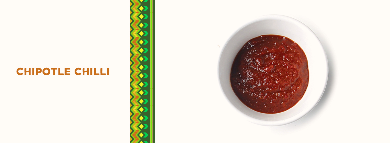 Mexican Ingredients: chipotle chilli