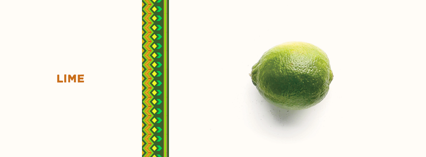 Mexican Ingredients: lime