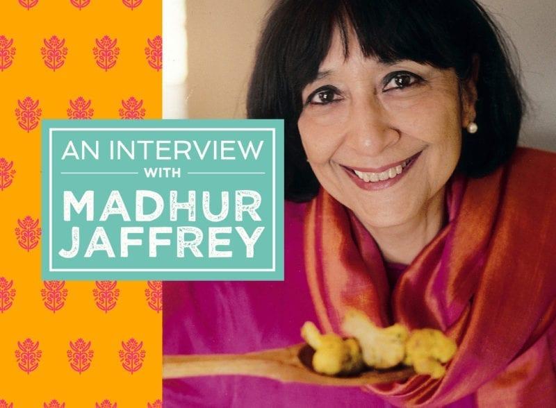 interview with madhur jaffrey