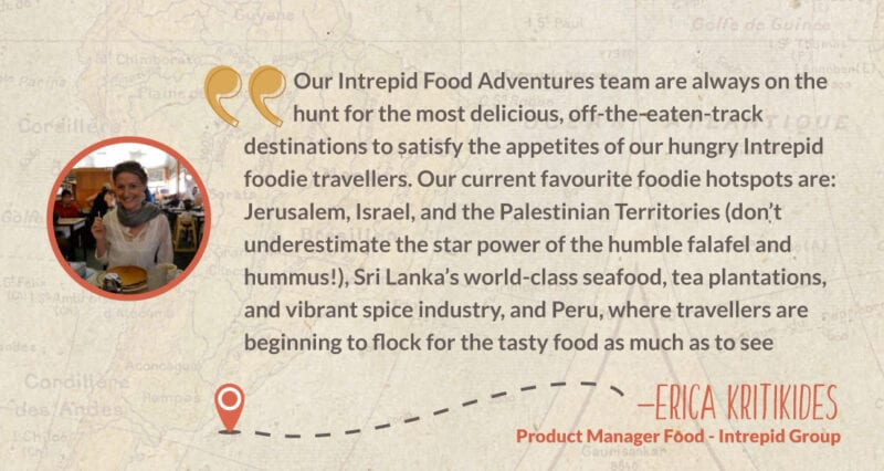 produce food manager intrepid group